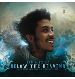 New Vinyl Blu & Exile - Below The Heavens (Colored) 2LP+7""