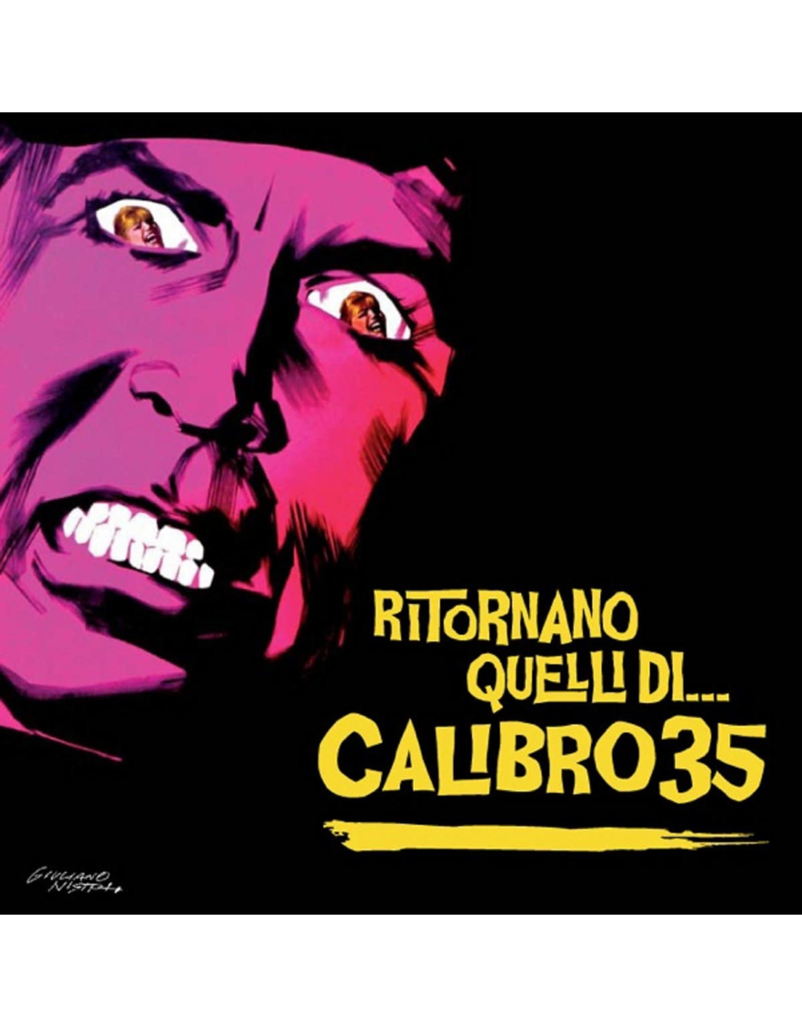 New Vinyl Calibro 35 - Ritornano Quelli Di 2LP
