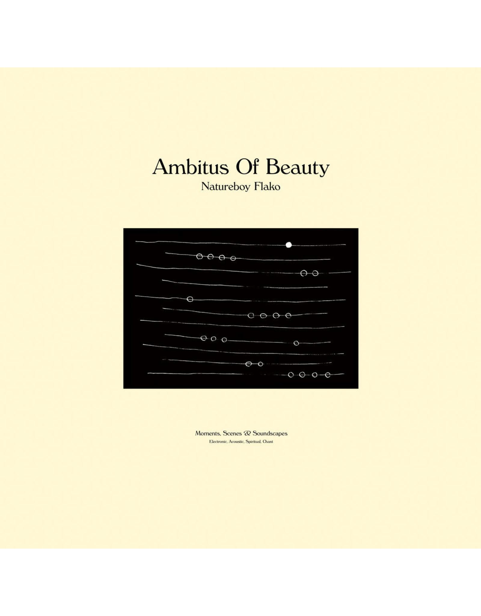 New Vinyl Natureboy Flako - Ambitus Of Beauty LP