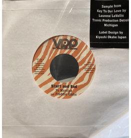 """New Vinyl Yu Mamiya ft. Freddie Gibbs - Start & End 7"""""""
