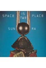 New Vinyl Sun Ra - Space Is The Place (Colored) LP