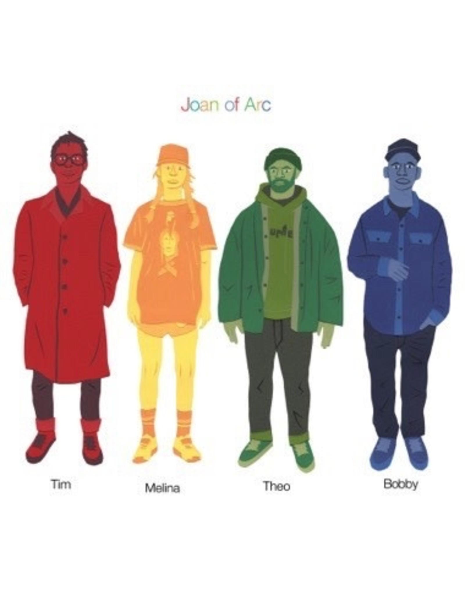 New Vinyl Joan Of Arc - Tim Melina Theo Bobby (Colored) LP