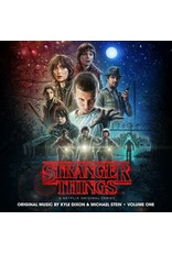 New Vinyl Kyle Dixon & Michael Stein - Stranger Things Original Music: Vol. One (Colored) 2LP
