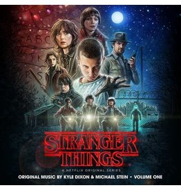 New Vinyl Kyle Dixon & Michael Stein - Stranger Things Original Music: Vol. One (Colored) 2LP