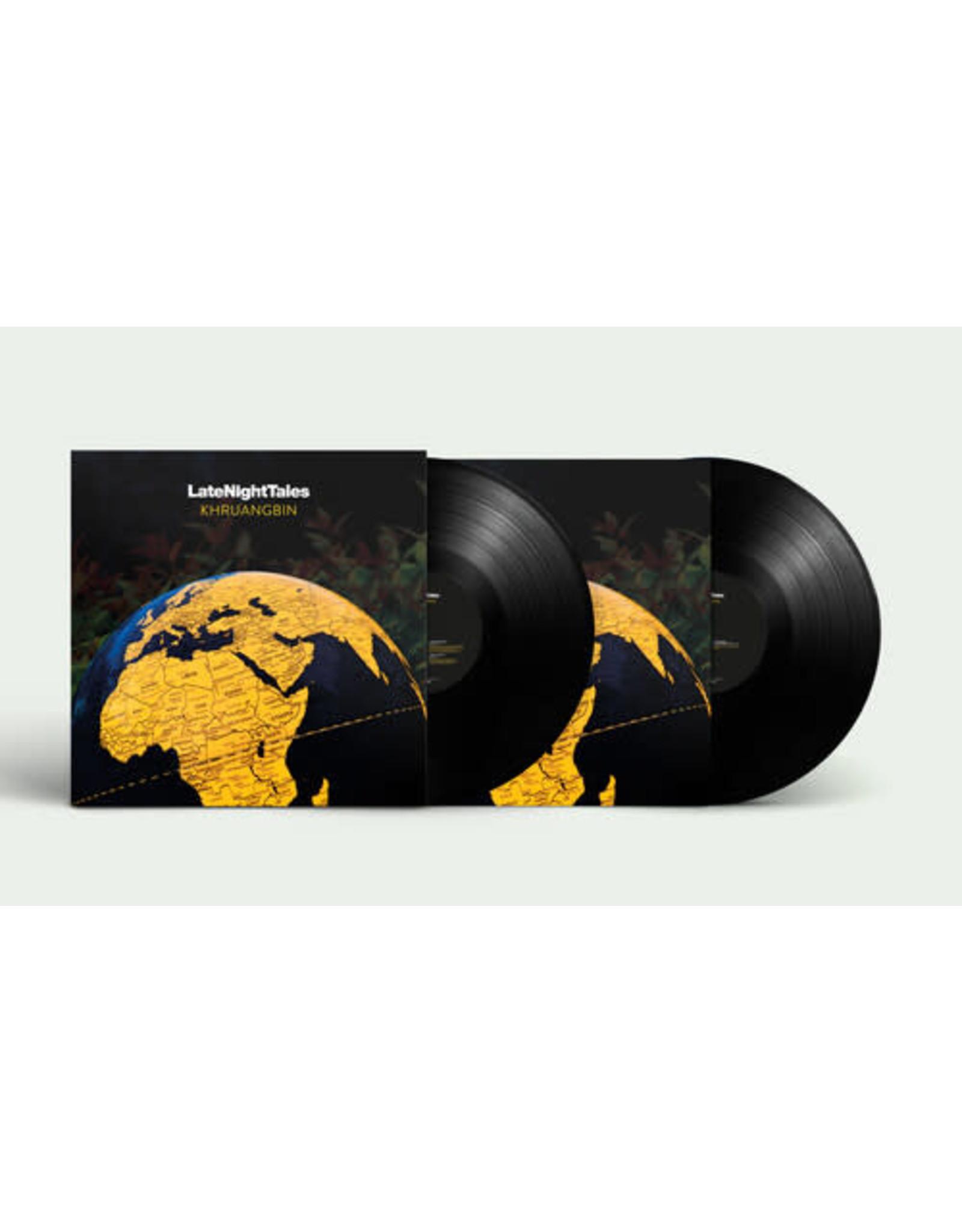 New Vinyl Khruangbin - LateNightTales 2LP