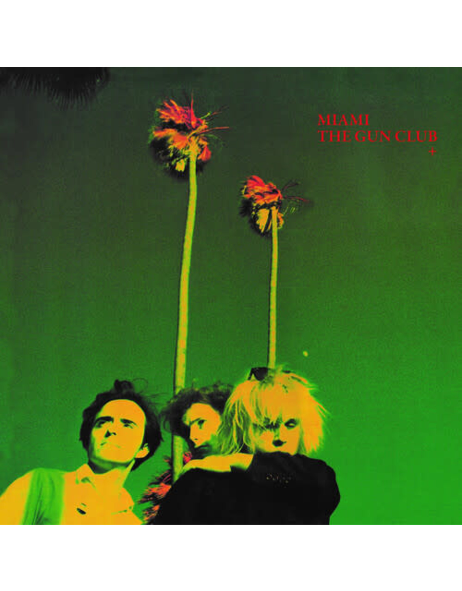 New Vinyl The Gun Club - Miami + Demos 2LP