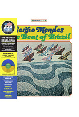 New Vinyl Sergio Mendes - The Beat Of Brazil (Colored) LP