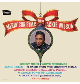 New Vinyl Jackie Wilson - Merry Christmas From Jackie Wilson LP