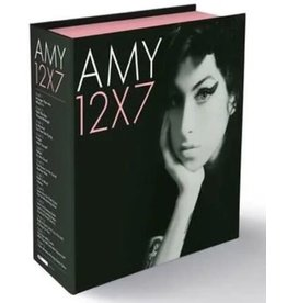 New Vinyl Amy Winehouse - 12x7: The Singles Collection Box Set