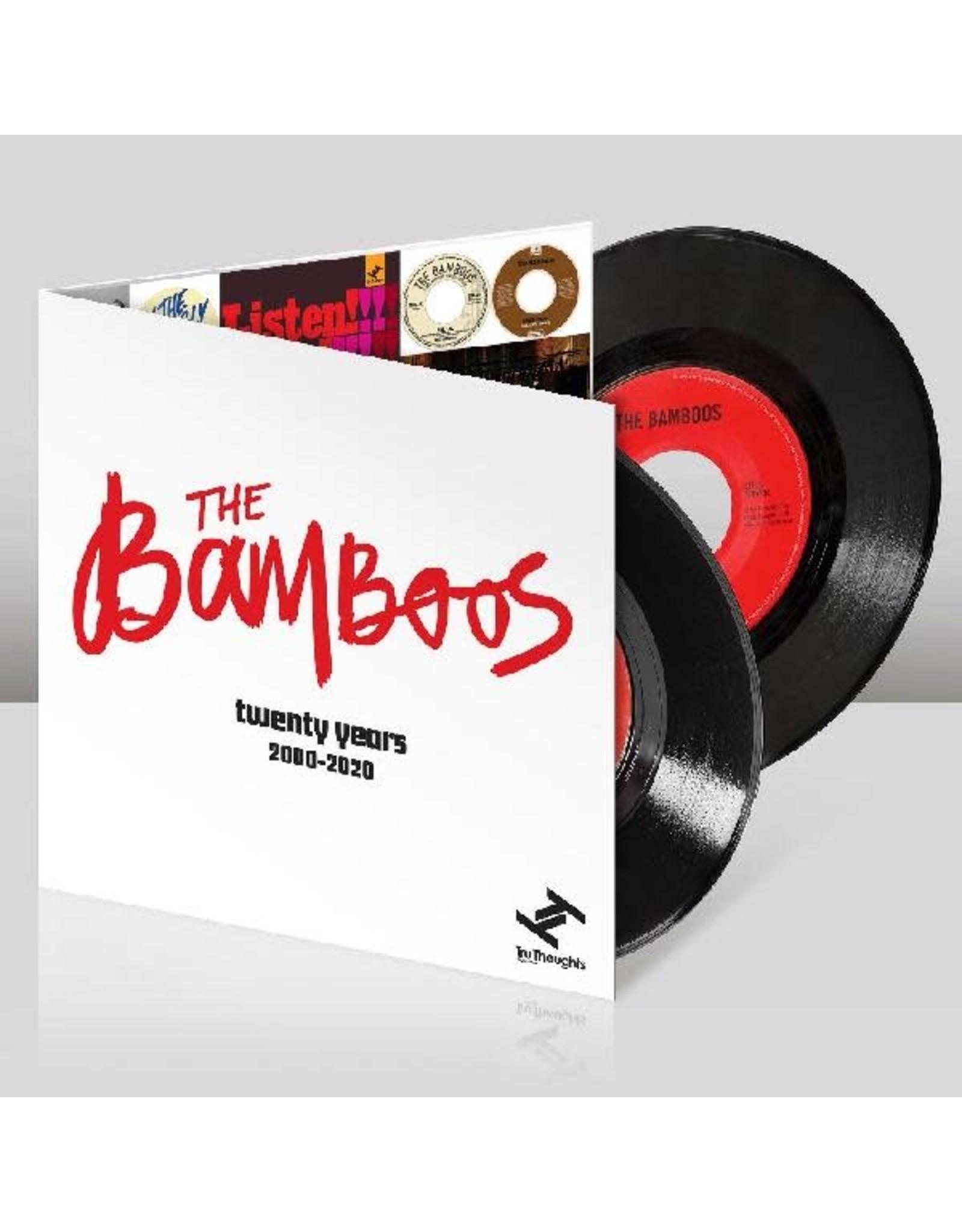"New Vinyl The Bamboos - Twenty Years: 2000 - 2020 2x7"""