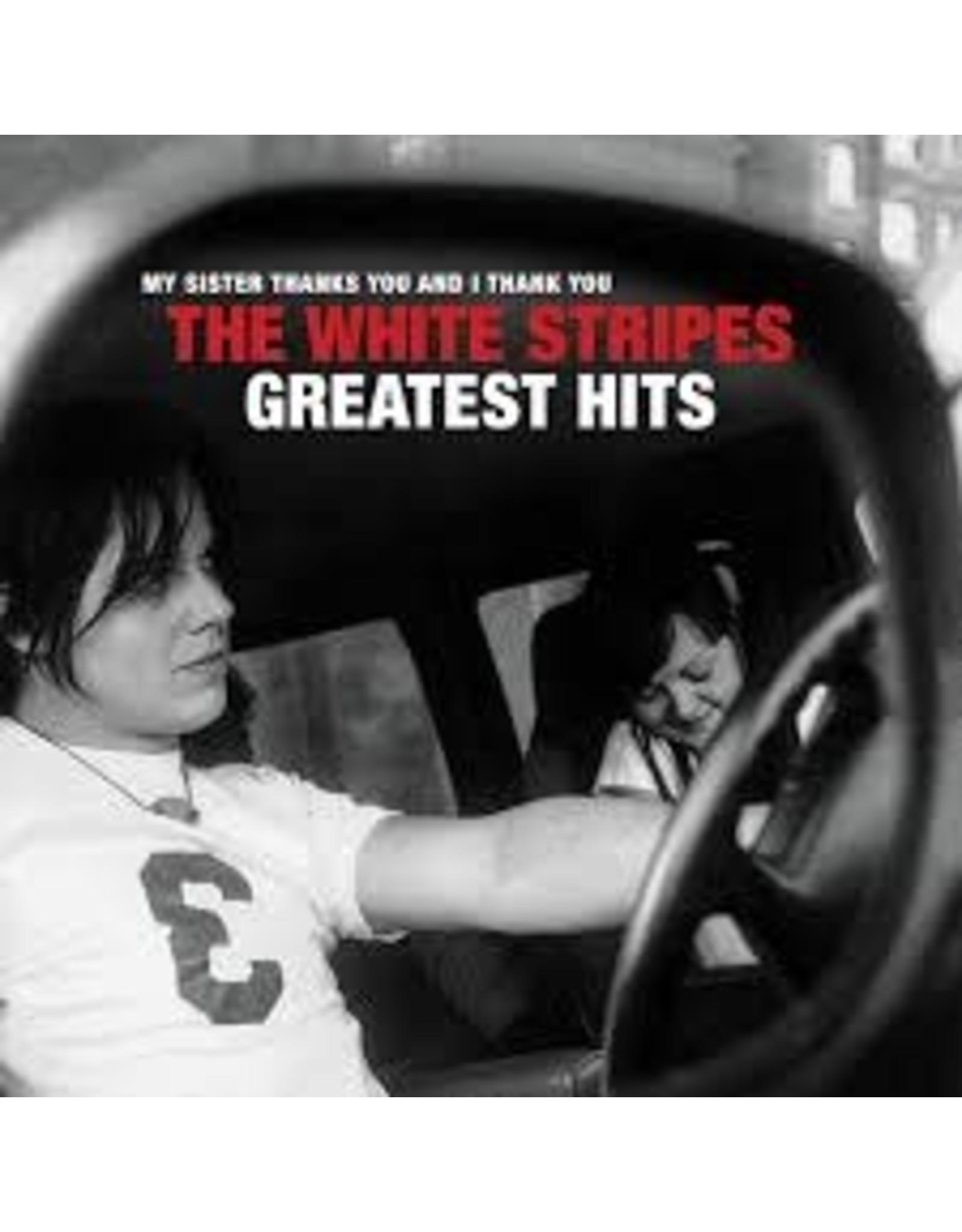 New Vinyl White Stripes - Greatest Hits 2LP
