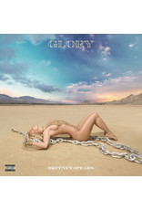 New Vinyl Britney Spears - Glory (Deluxe, Colored) 2LP