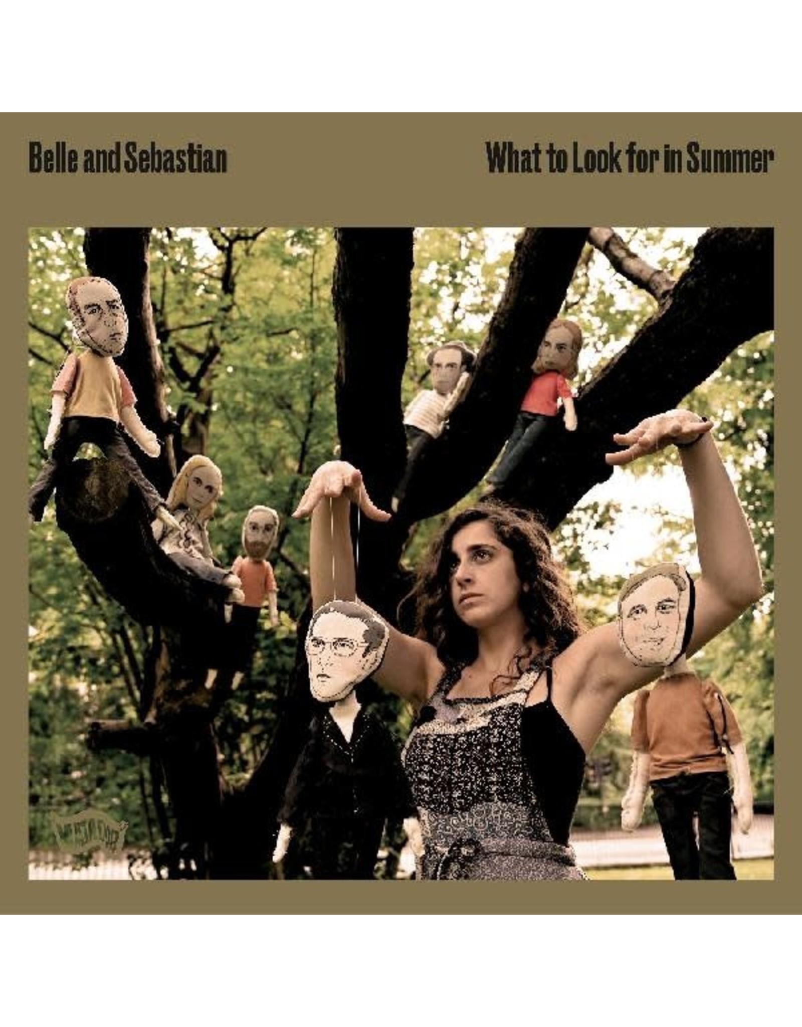 New Vinyl Belle & Sebastian - What To Look For In Summer 2LP