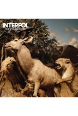New Vinyl Interpol - Our Love To Admire 2LP