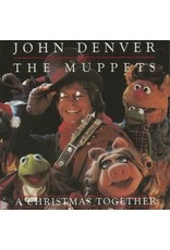 New Vinyl John Denver & The Muppets - A Christmas Together (Colored) LP