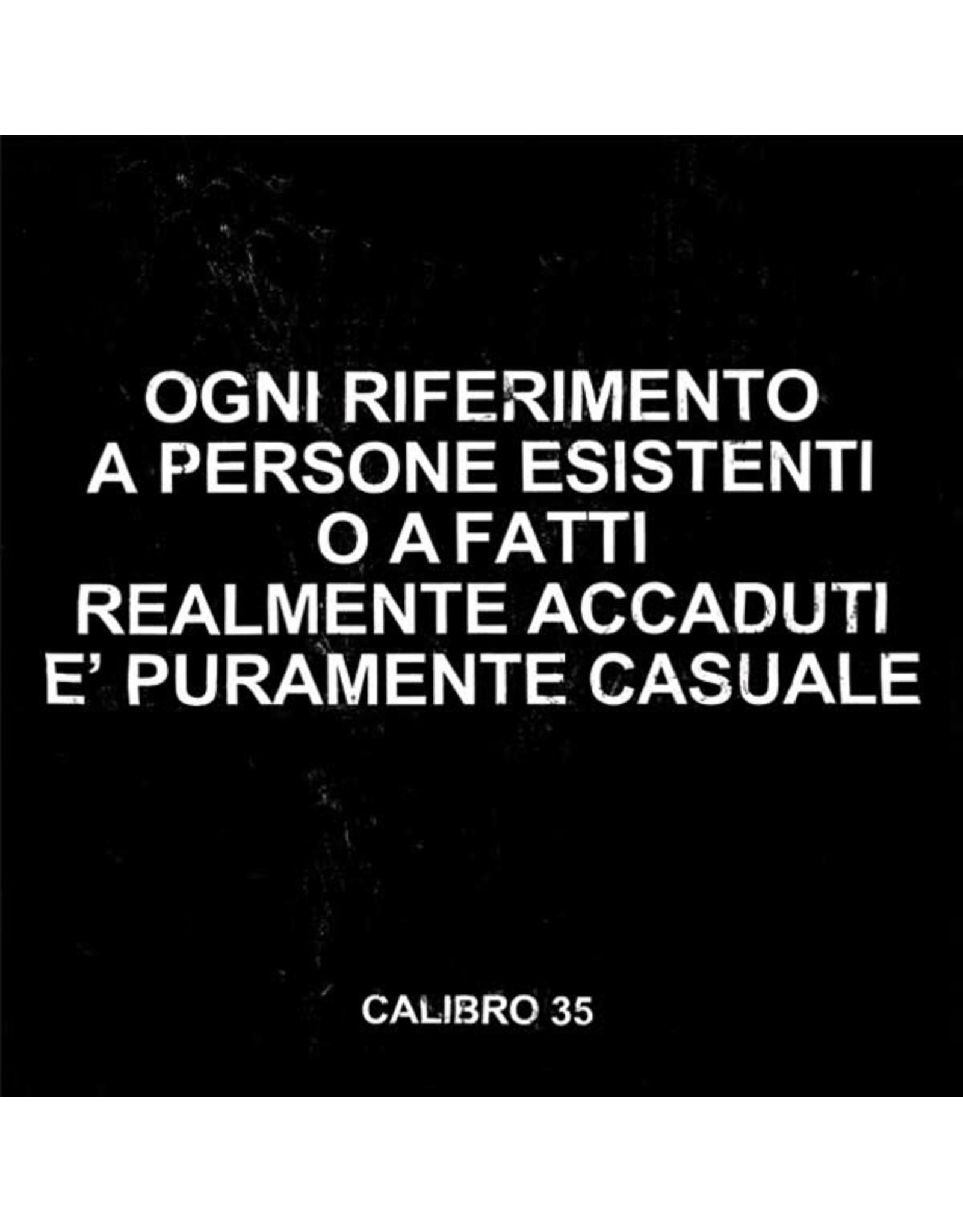 New Vinyl Calibro 35 -  Ogni Riferimento A Persone... LP