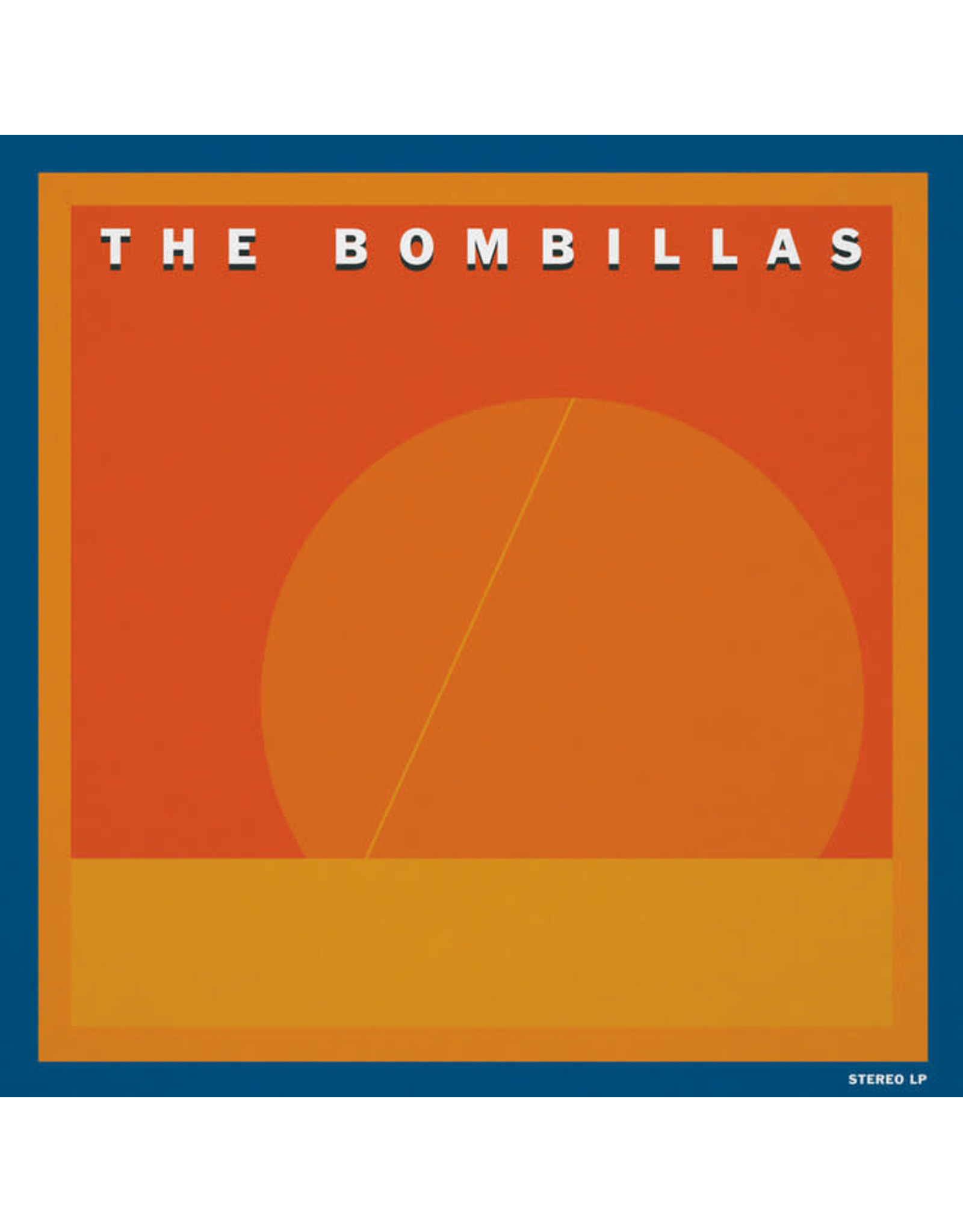 New Vinyl The Bombillas - S/T LP