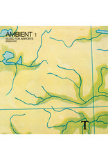 New Vinyl Brian Eno - Ambient 1: Music For Airports LP