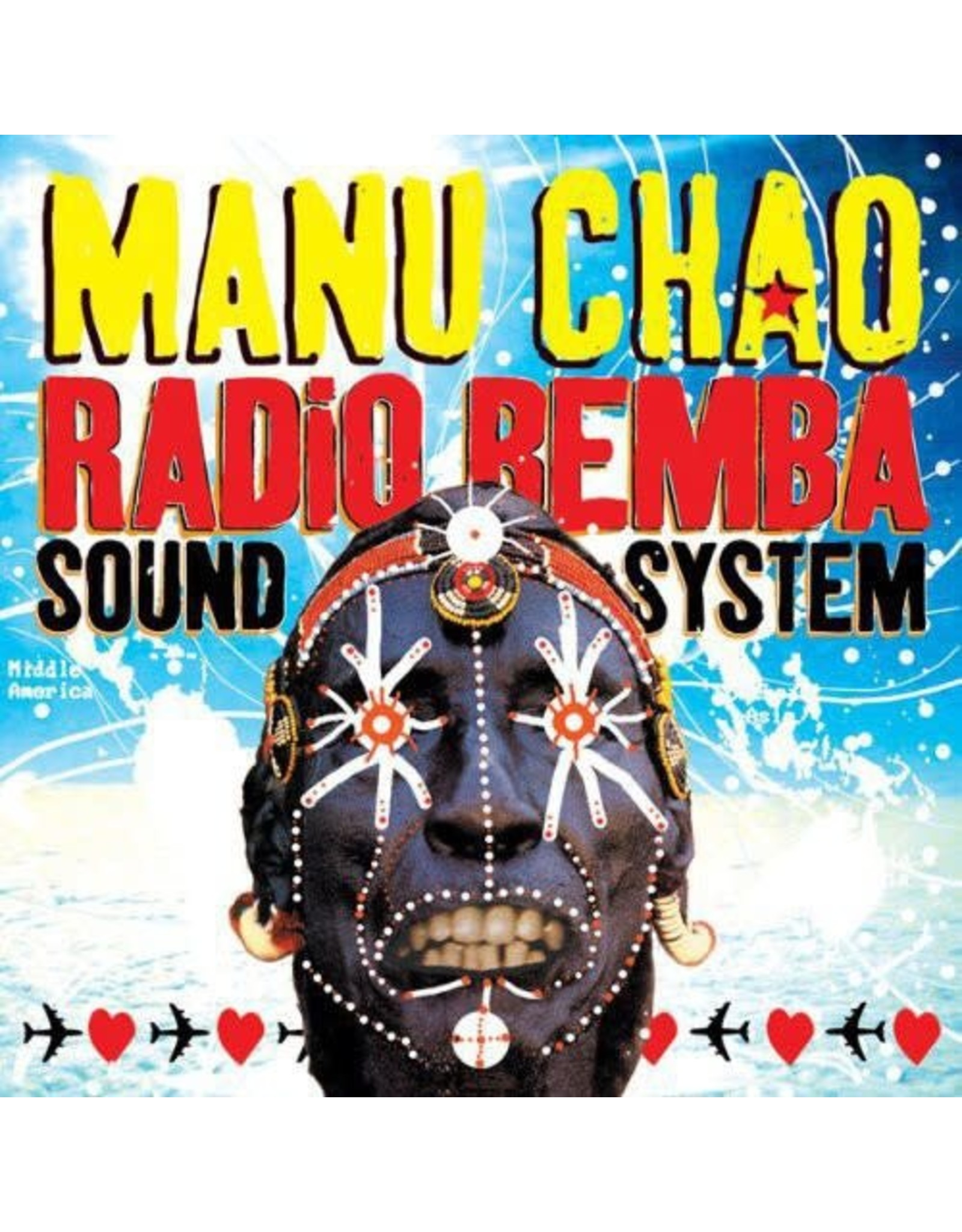 New Vinyl Manu Chao - Radio Bemba Sound System 2LP+CD