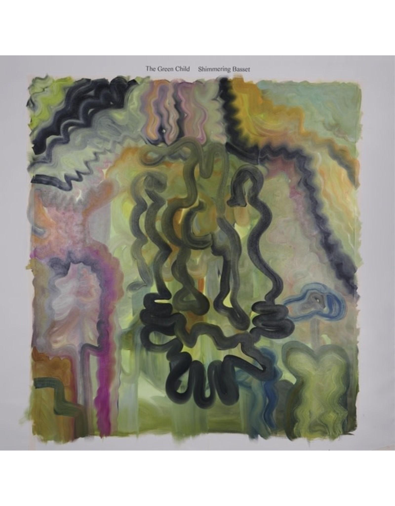 New Vinyl The Green Child - Shimmering Basset LP