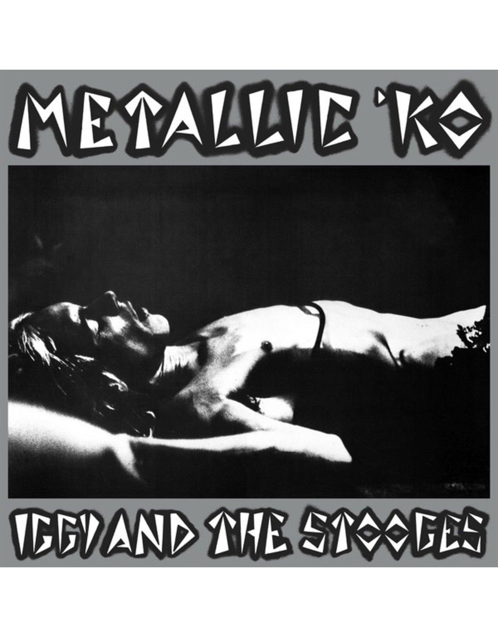 New Vinyl Iggy & The Stooges - Metallic K.O. LP