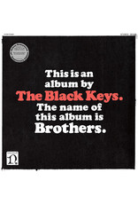 New Vinyl Black Keys - Brothers (Anniversary Edition) 2LP