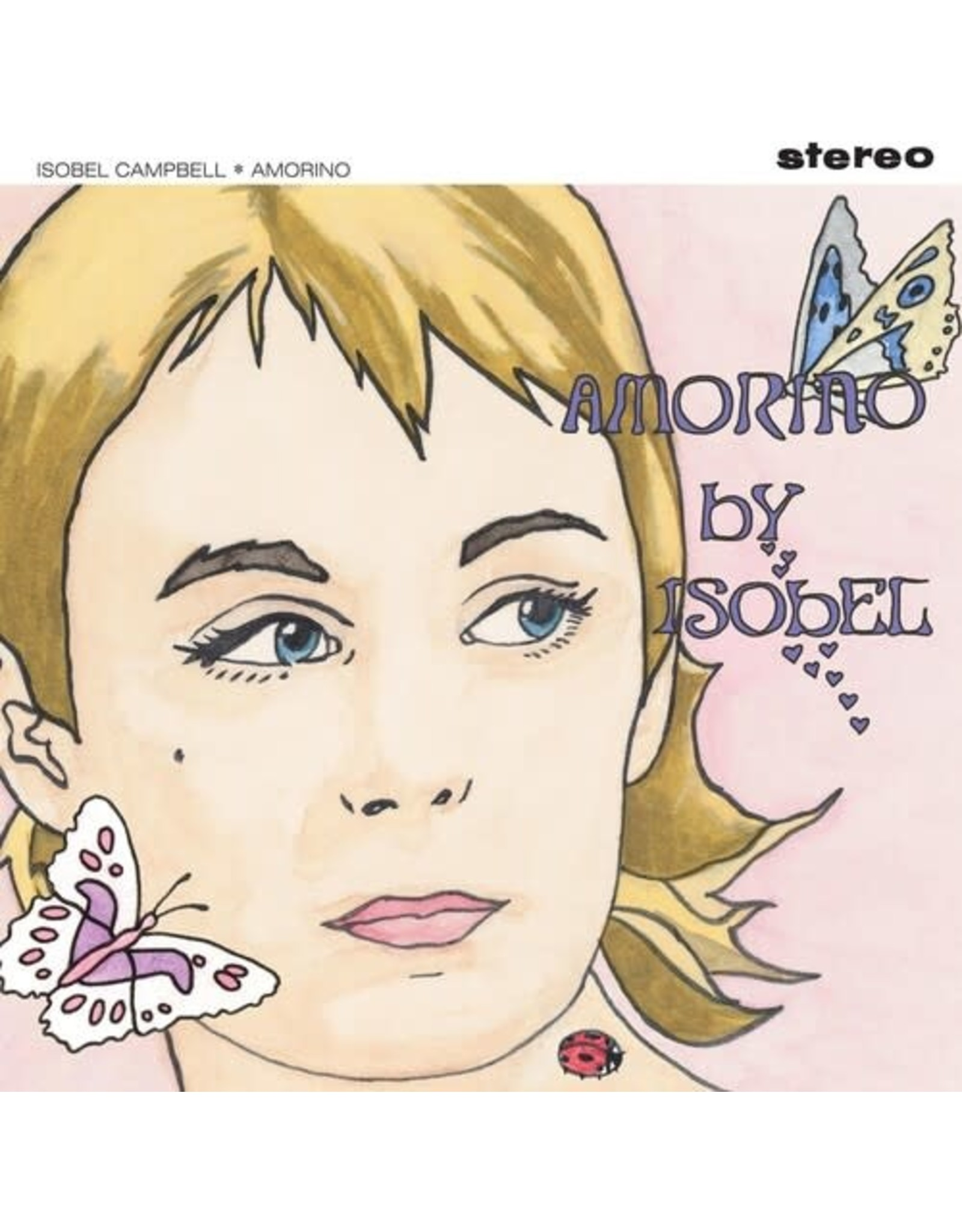 New Vinyl Isobel Campbell - Amorino LP