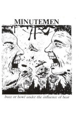 New Vinyl Minutemen - Buzz or Howl Under The Influence Of Heat EP 12""