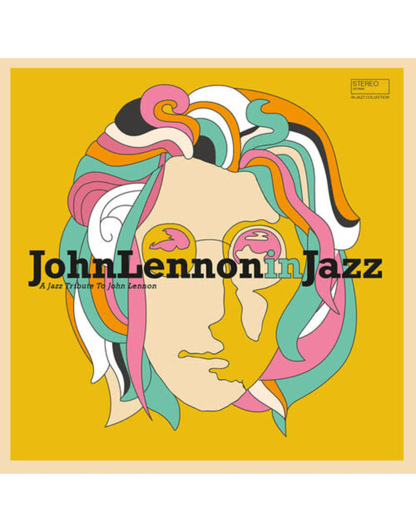 New Vinyl Various - John Lennon In Jazz LP