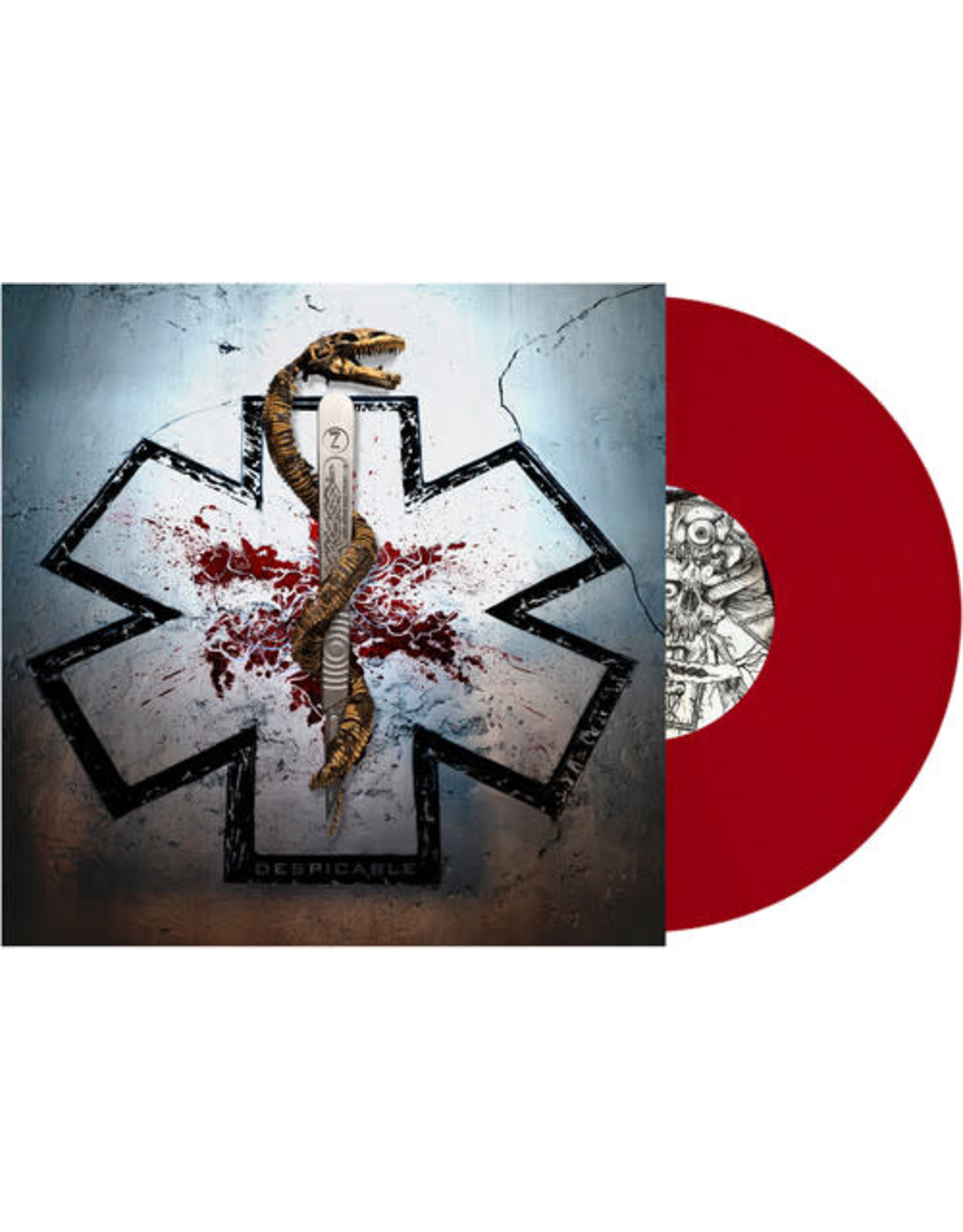 """Carcass - Despicable (Colored) 10"""""""