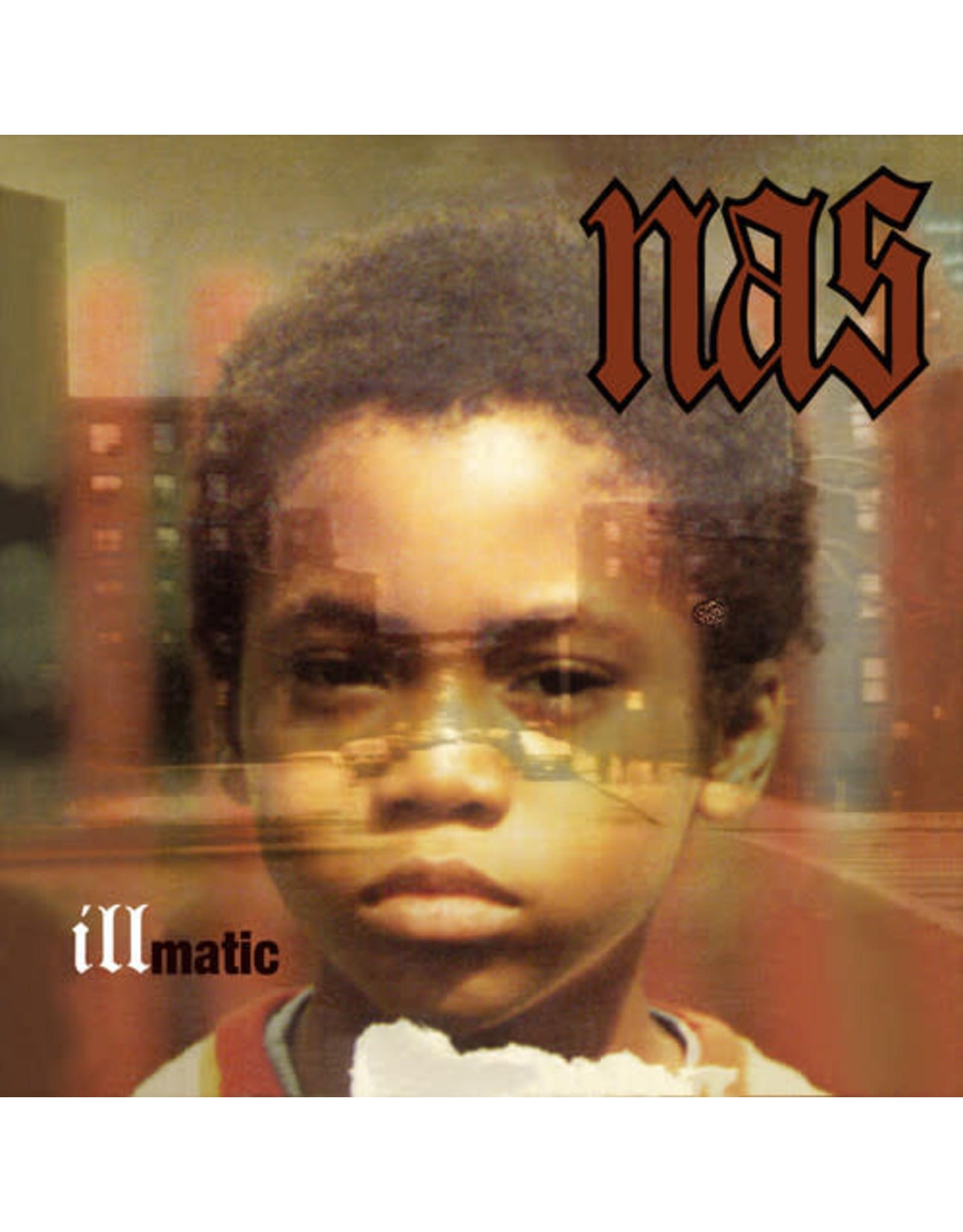 New Vinyl Nas - Illmatic [UK Import] LP
