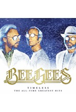 New Vinyl Bee Gees - Timeless: The All-Time Greatest Hits 2LP