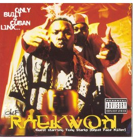 New Vinyl Raekwon - Only Built 4 Cuban Linx 2LP
