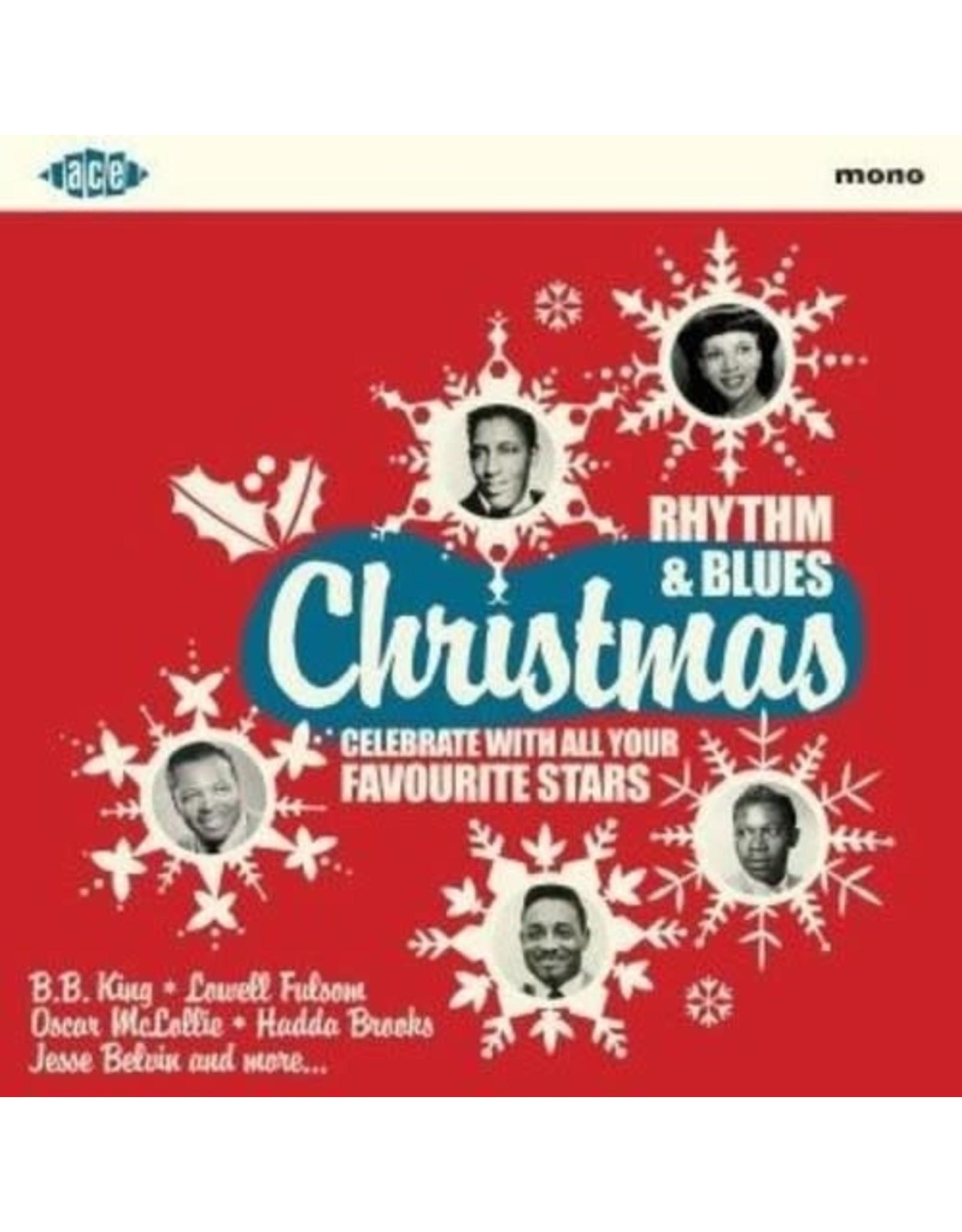 New Vinyl Various - Rhythm & Blues Christmas LP