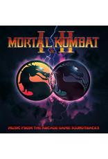 New Vinyl Dan Forden - Mortal Kombat I & II Arcade Game OST LP