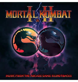 New Vinyl Dan Forden - Mortal Kombat I & II Arcade Game OST LP