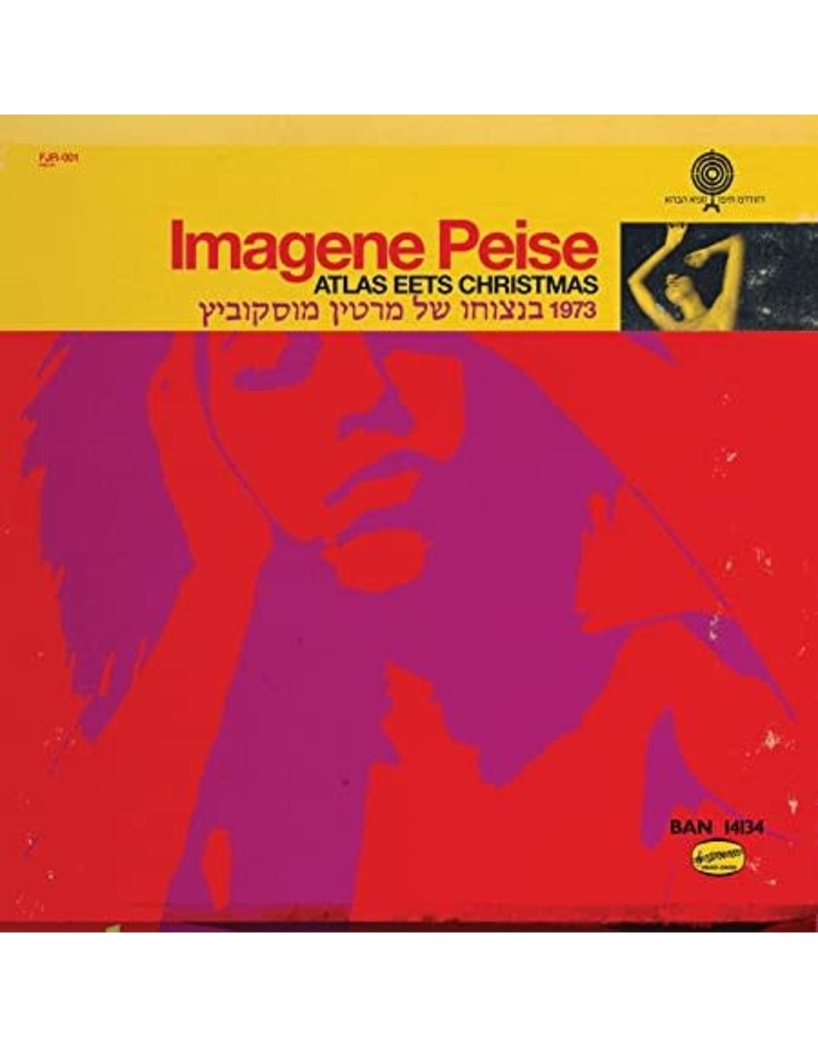 New Vinyl Flaming Lips - Imagine Peise: Atlas Eets Christmas LP