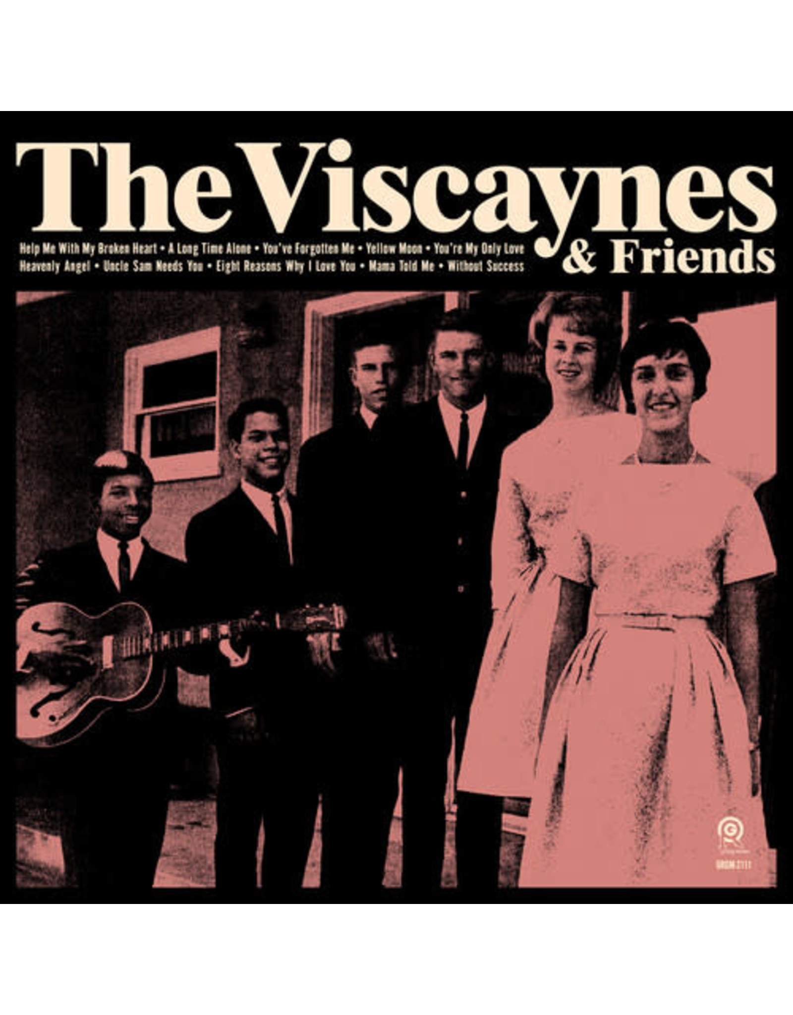 The Viscaynes & Friends - S/T LP