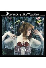 New Vinyl Florence & The Machine - Lungs LP