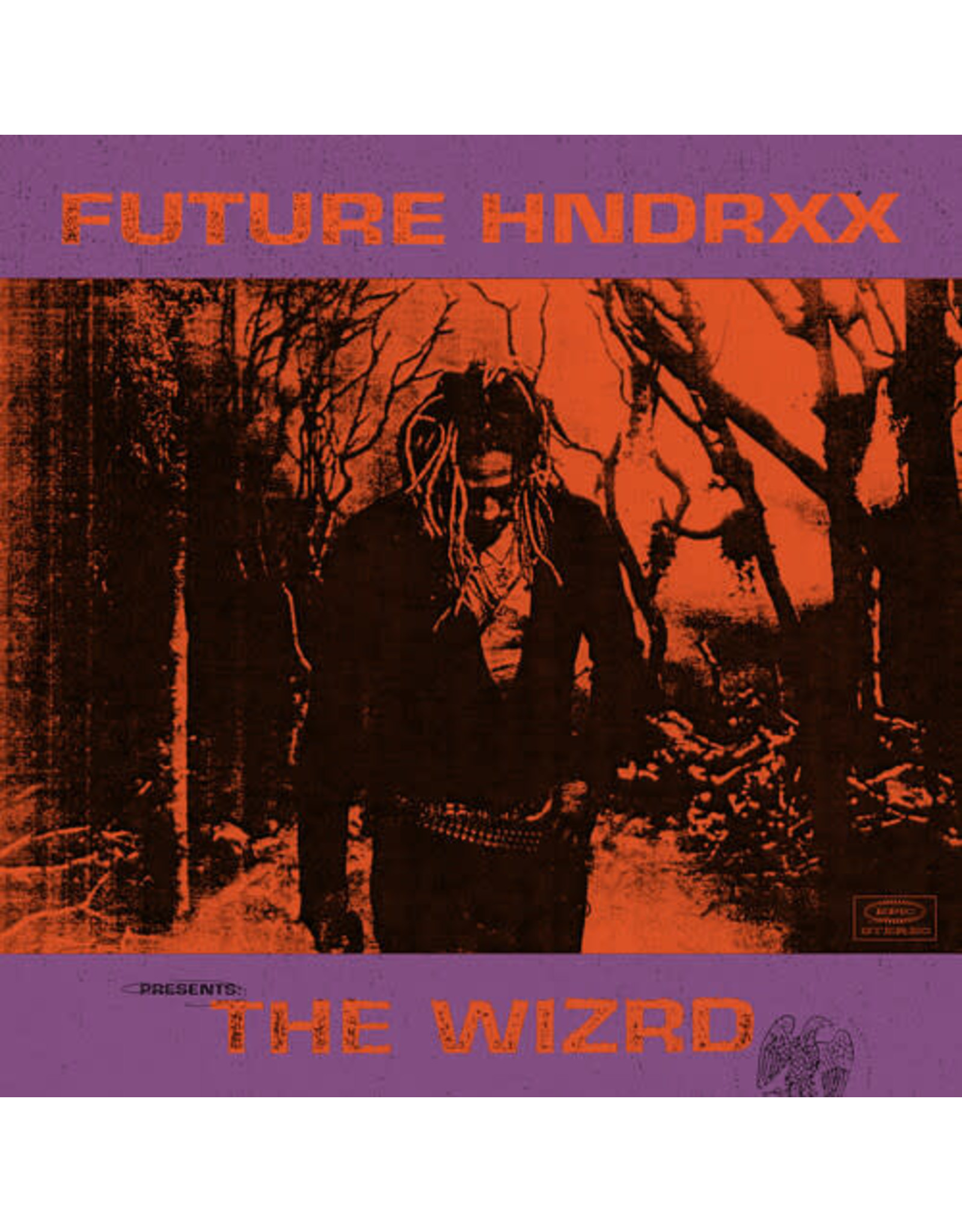 New Vinyl Future - Future Hndrxx Presents: The Wizrd 2LP