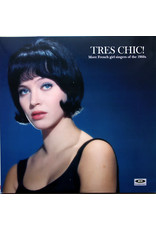 New Vinyl Various - Tres Chic: More French Girl Singers Of The 60's LP