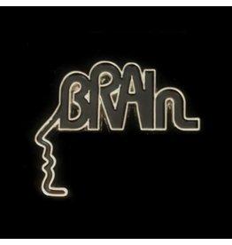 Enamel Pin Brain Records Enamel Pin