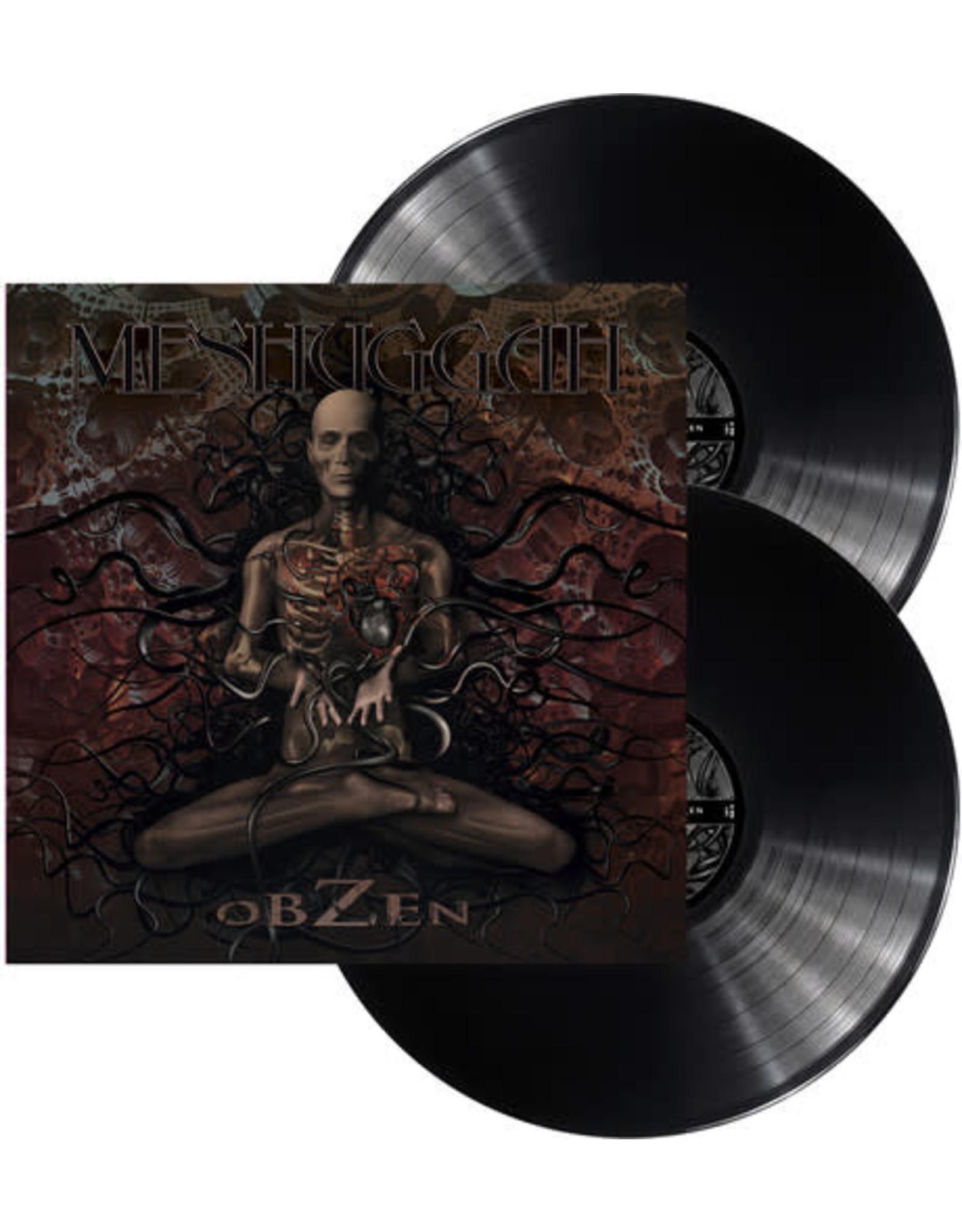 New Vinyl Meshuggah - Obzen [UK Import] 2LP