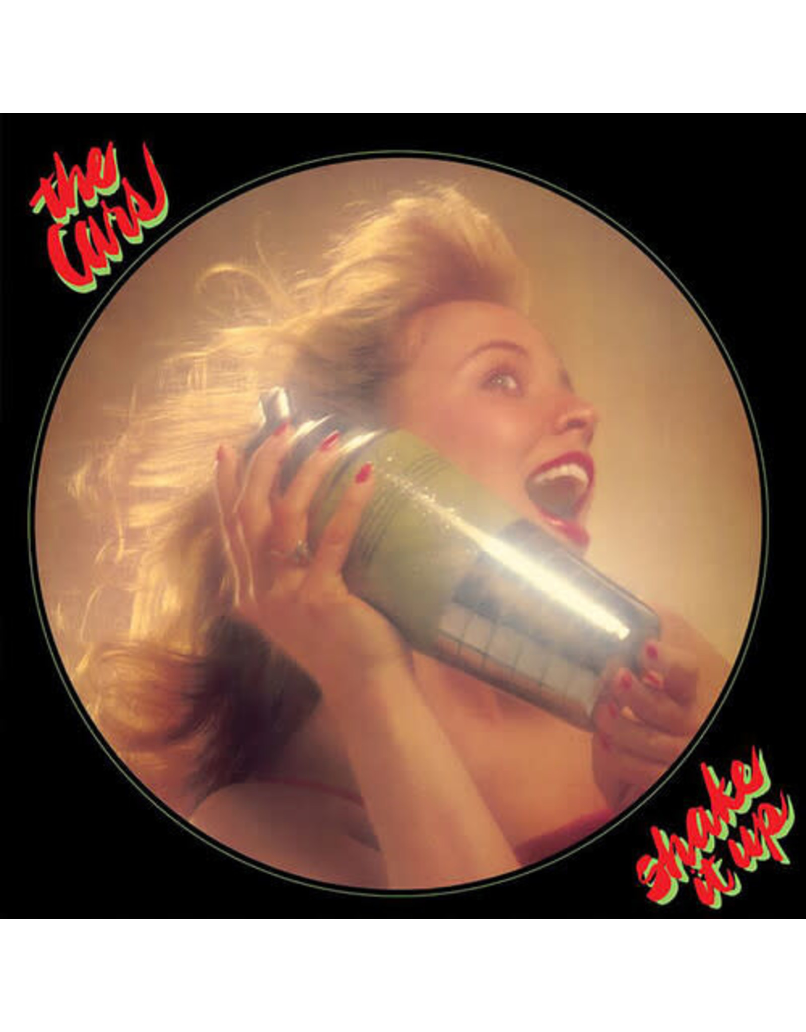 New Vinyl The Cars - Shake It Up (Colored) LP