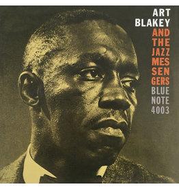 New Vinyl Art Blakey & The Jazz Messengers - Moanin' LP+CD
