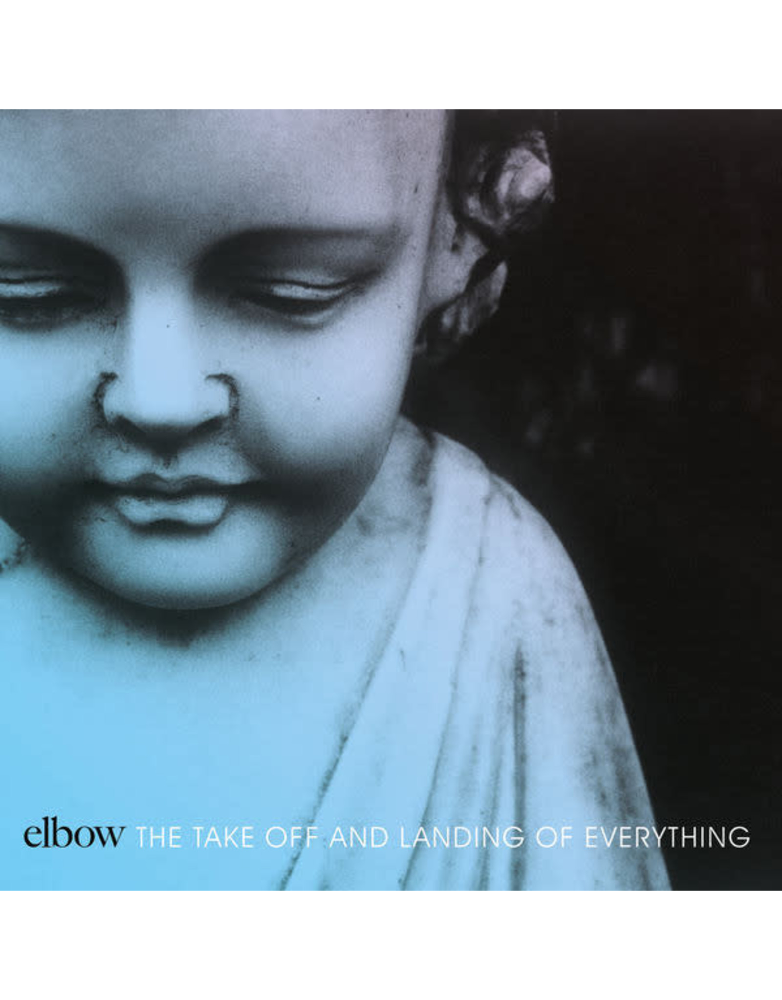 New Vinyl Elbow - The Take Off And Landing Of Everything 2LP