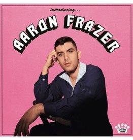 New Vinyl Aaron Frazer - Introducing (Translucent Pink) LP