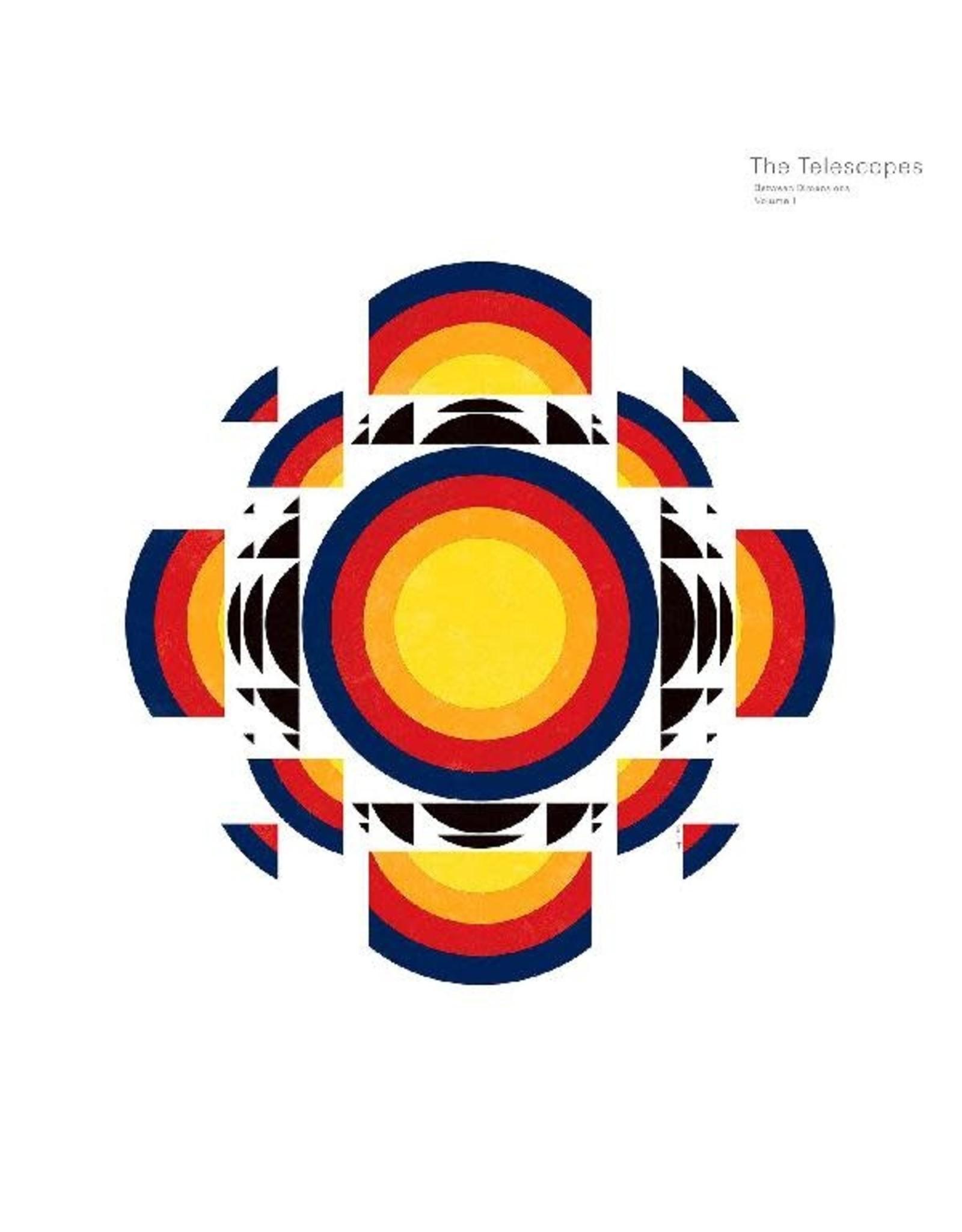 New Vinyl Telescopes - Between Dimensions Vol.1 (Colored) LP