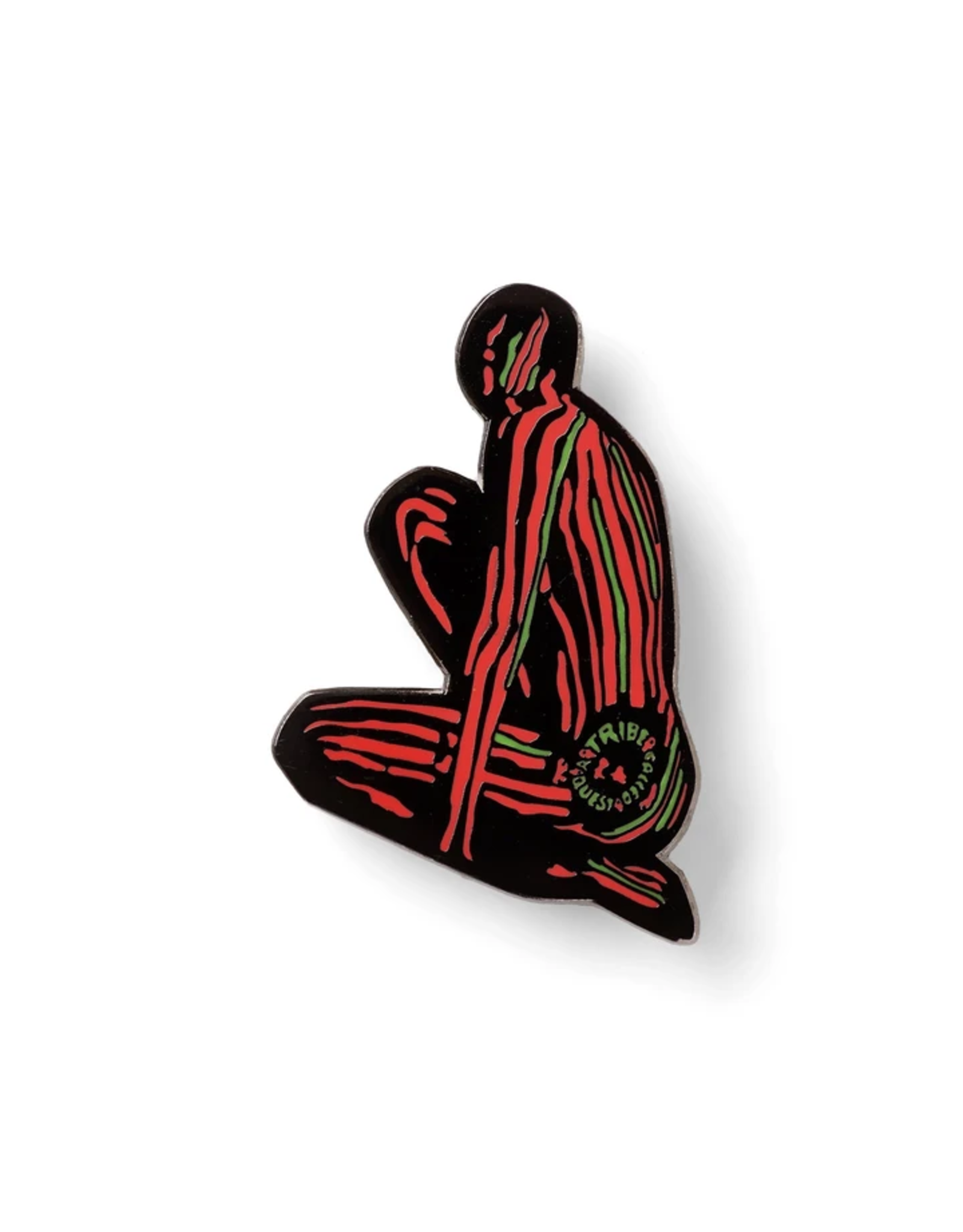 Enamel Pin Low End Theory Enamel Pin