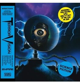 New Vinyl Richard Band - TerrorVision OST LP